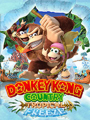 Donkey Kong Country: Tropical Freeze - Amazon