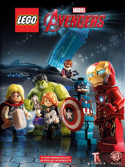 LEGO Marvel Avengers - Amazon