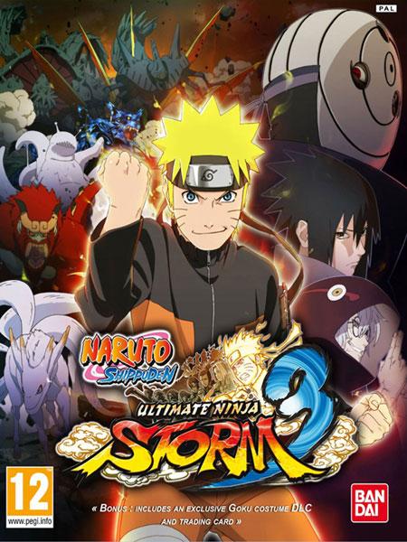 Naruto - Ultimate Ninja Storm 3