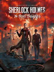 Sherlock Holmes - The Devil's Daughter