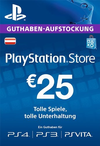 PlayStation Store €25